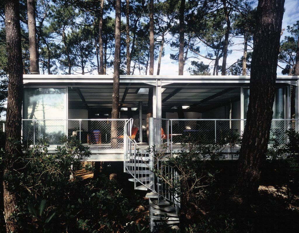 The Cap Ferret House, Nature for Home Interiors
