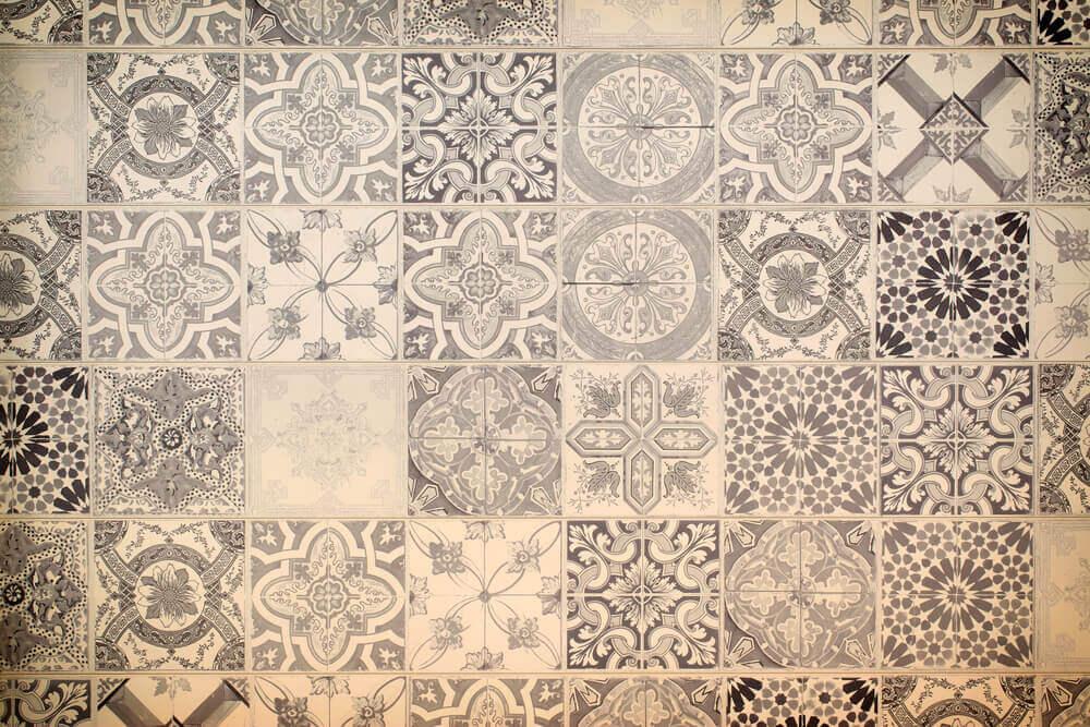damascus rugs patterns