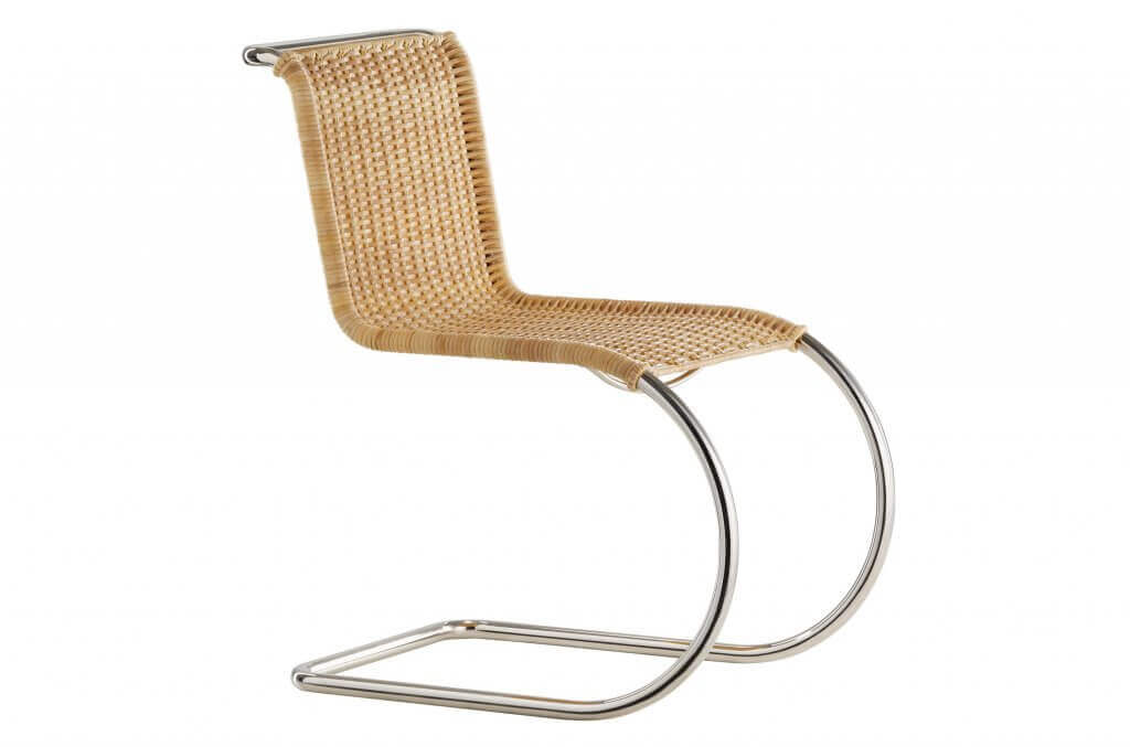 lilly reich weissenhof chair