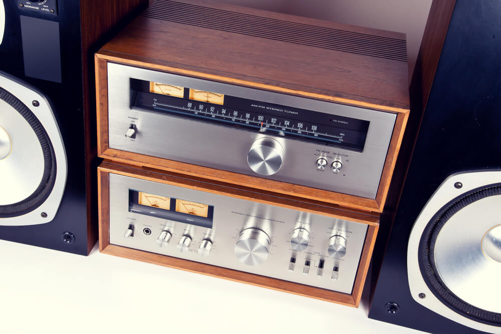 mini stereo systems include