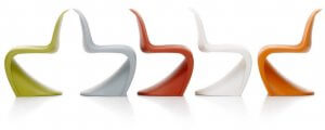 The history of the Panton chair.