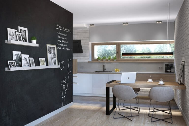 Chalkboard Walls For Your Dining Room Decor Tips