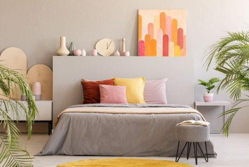 Home Decor Projects Bursting with Color