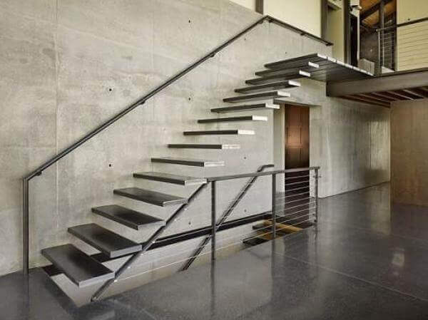 Change Your Stairs With Original Wrought Iron Stair