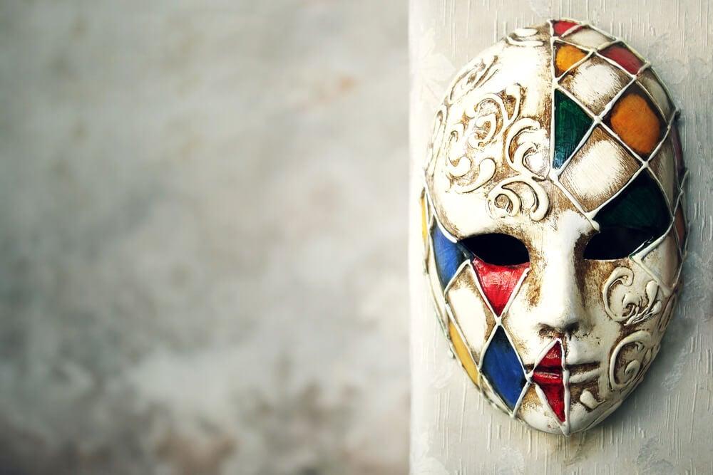 masks Venetian mask
