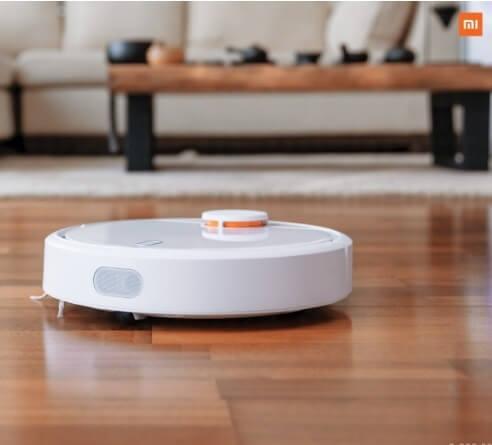 robot vacuum market