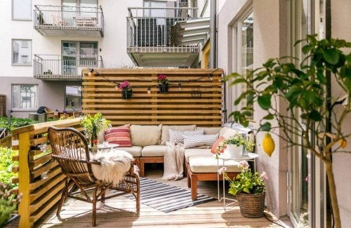 This Summer Try These 4 Trendy Ideas for Your Balcony