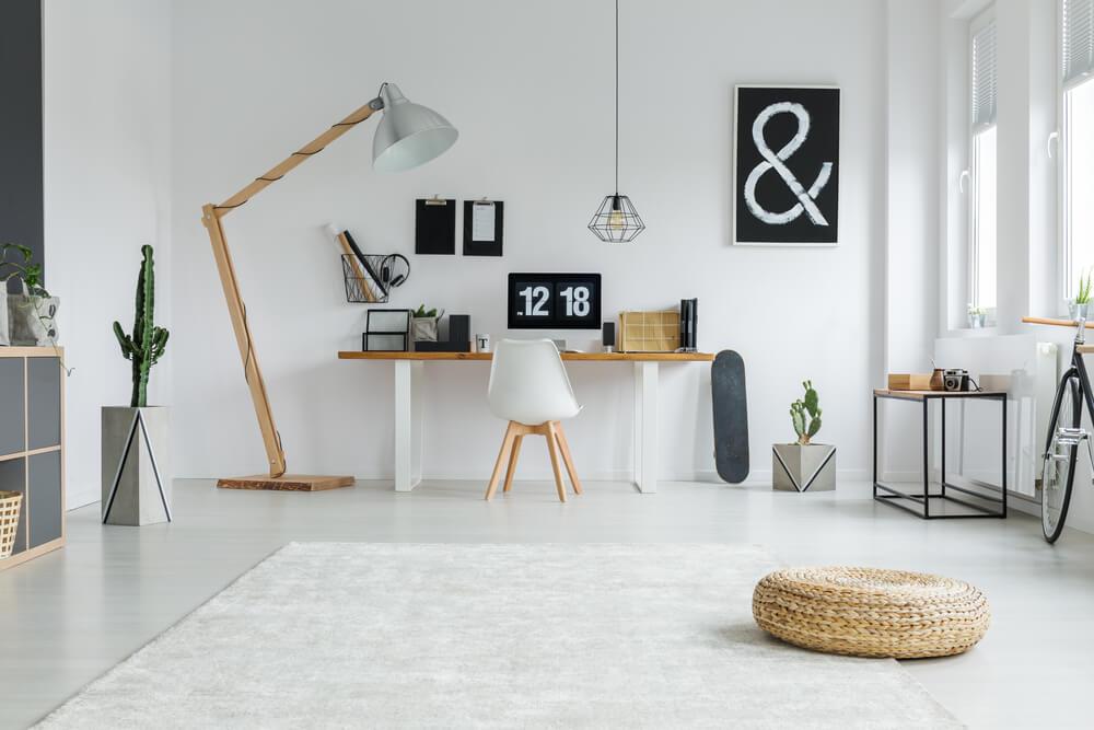 work study light area flex