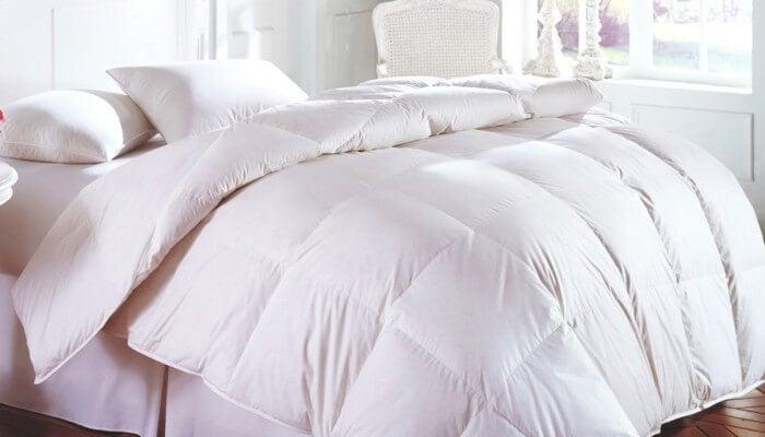 comforters down