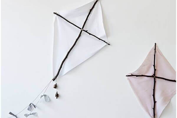 kites childrens room craft