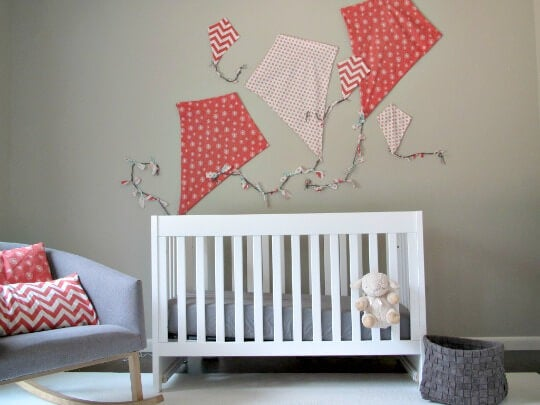kites childrens rooms ideas