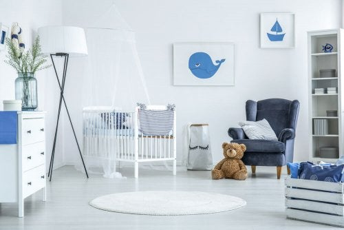 Nautical Decor - Ideas for Your Child's Bedroom