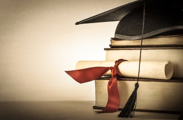 Academic Diplomas - Hang Them in Your Office