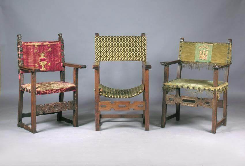 chairs time periods