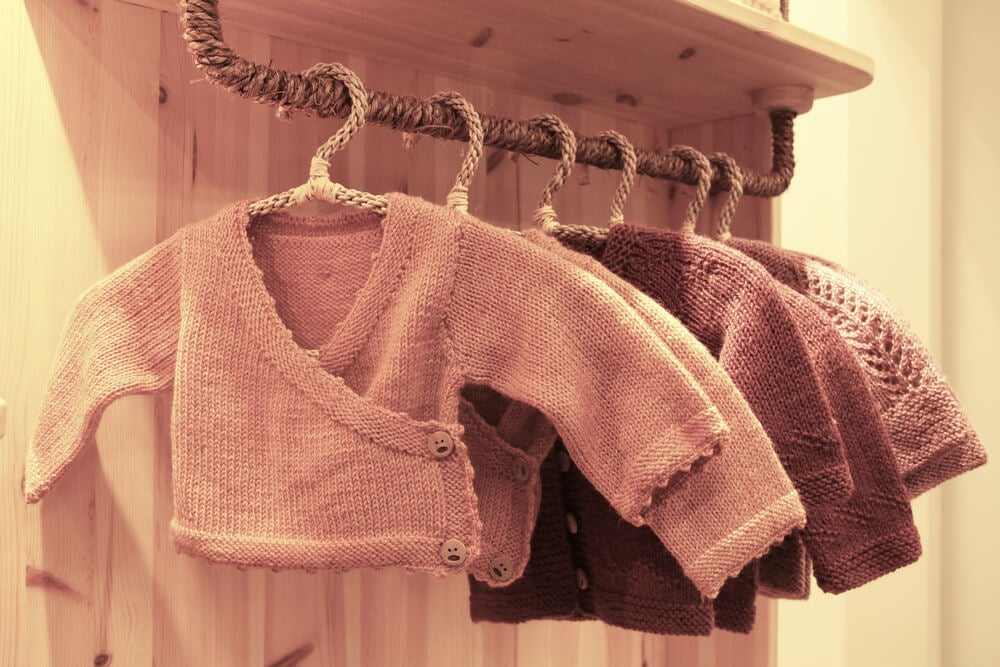 childrens clothing store set up