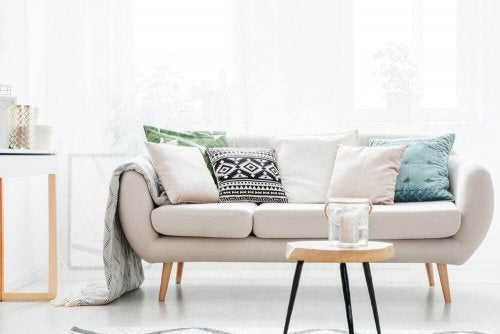 A Beige Couch - The Perfect Matching Furniture