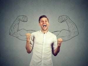 Being productive can help raise self esteem.