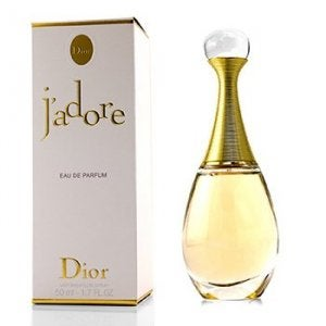 J'adore by Dior.