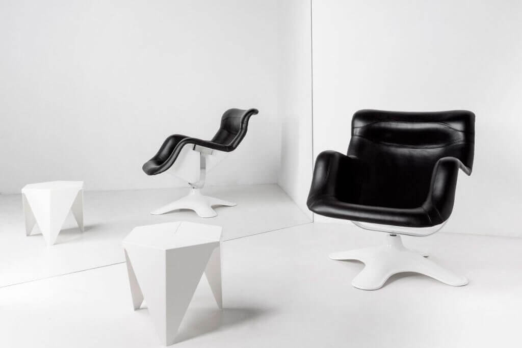 The Karuselli Chair - Comfort and Formal Refinement