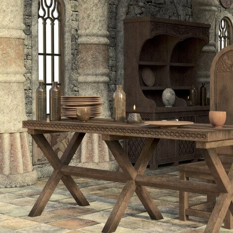 Medieval Decor Go Back Into Time With The Right Elements Decor Tips