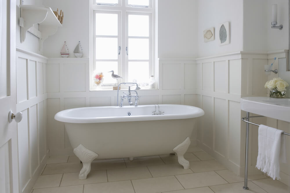 shower bathtub tub