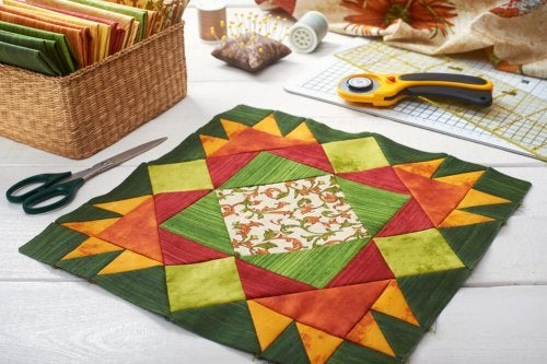 Fall-Inspired Drink Coasters for Your Home