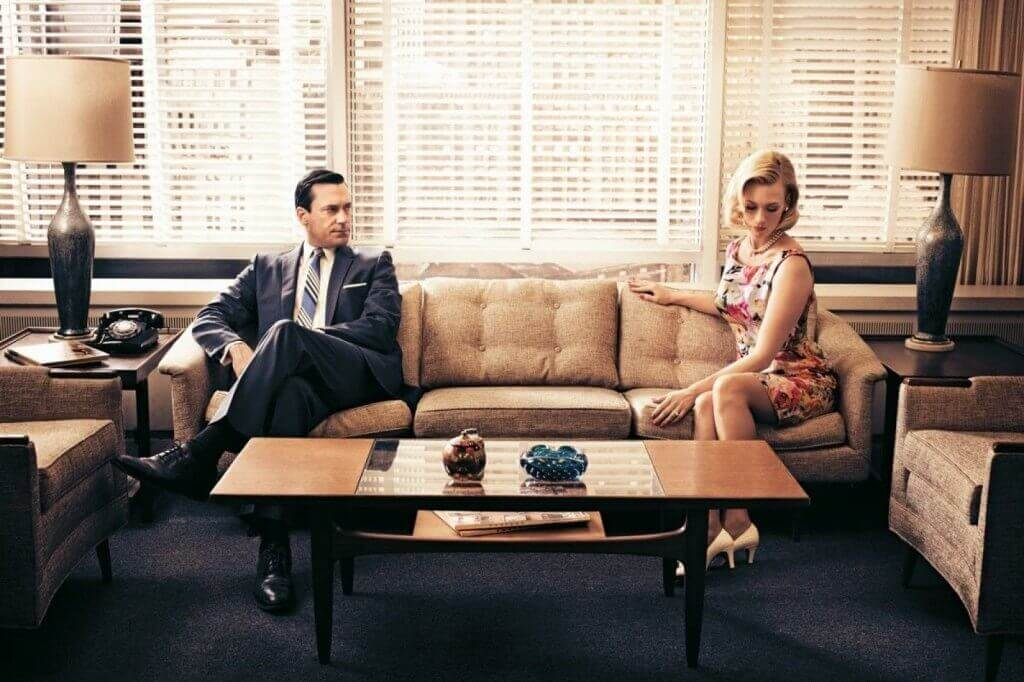 TV shows mad men