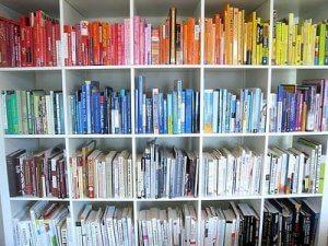 Rainbow library.