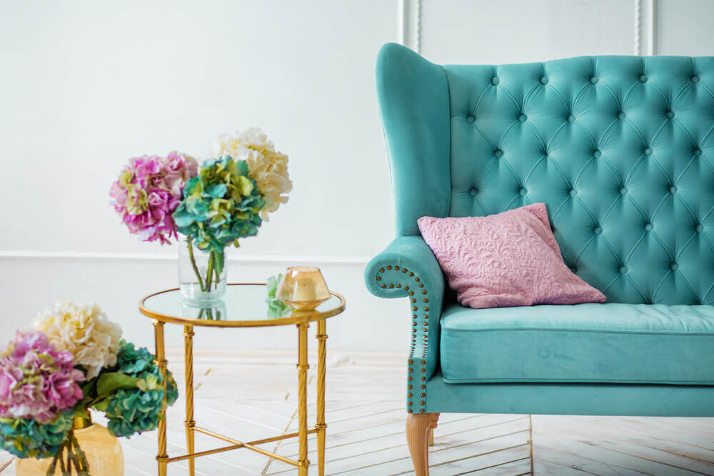 romantic decor fabrics
