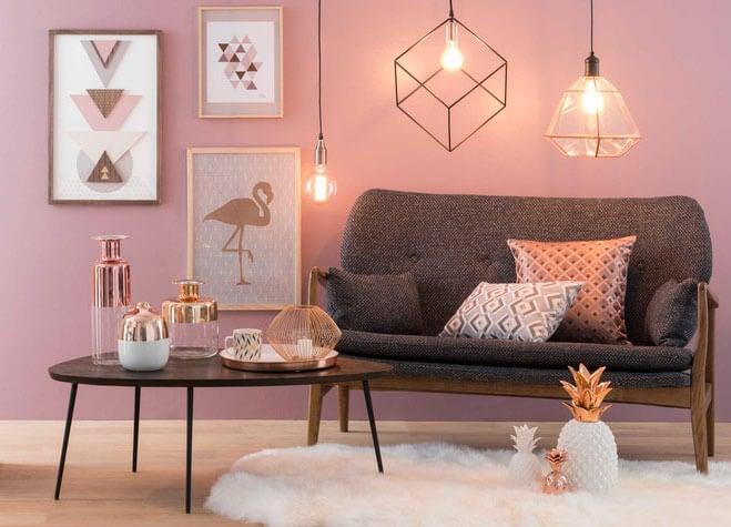 romantic decor materials