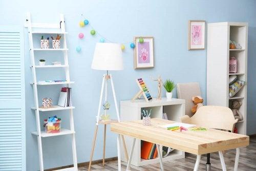 Create a Children's Study Corner