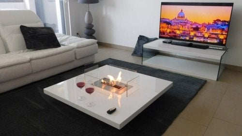 Tabletop Fireplaces for your Living Room