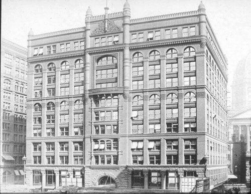 Chicago School – Architecture, Art and Design
