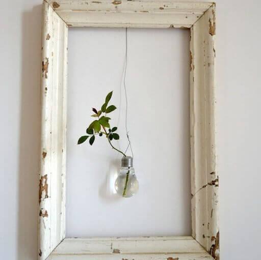 decorating frames conceptual art