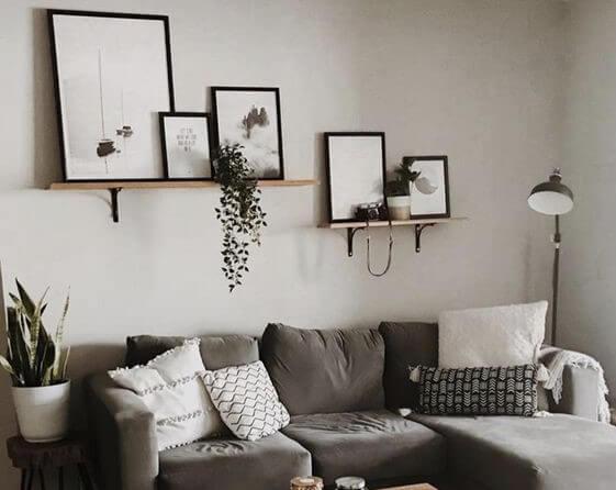 decorating frames drill free