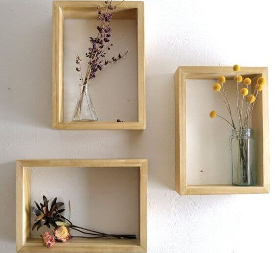 decorating frames romantic