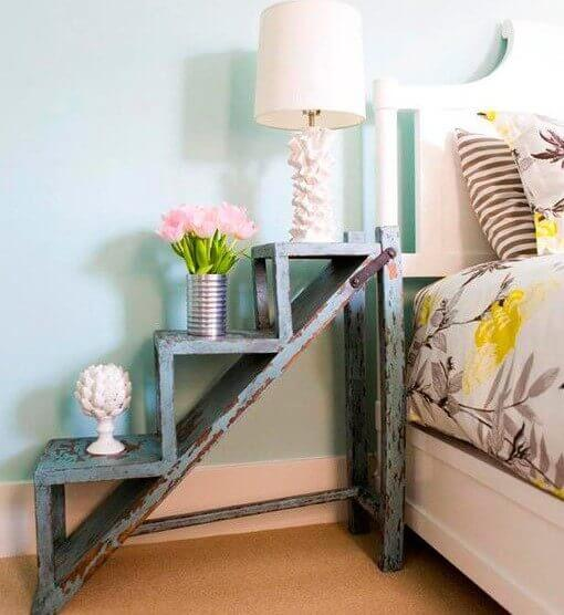 nightstand steps