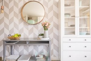 Use mirrors to increase natural light.