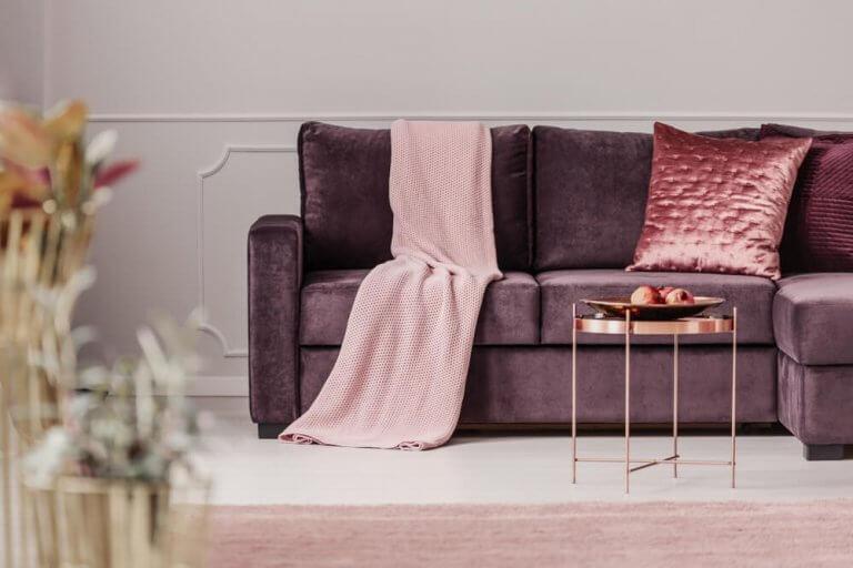 Using Velvet in Decor - How, When and Where