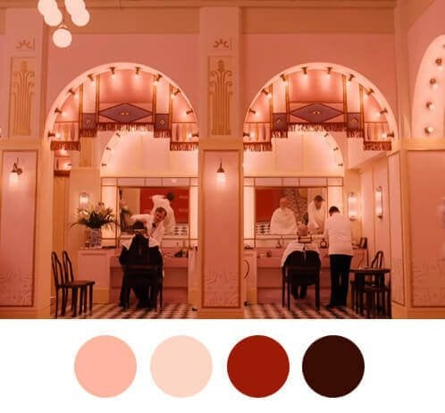 Wes Anderson - Lessons on Decor