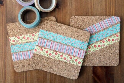 6 Ways to Make Your Own Decorative Coasters