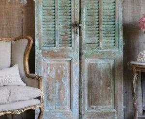Vintage doors.