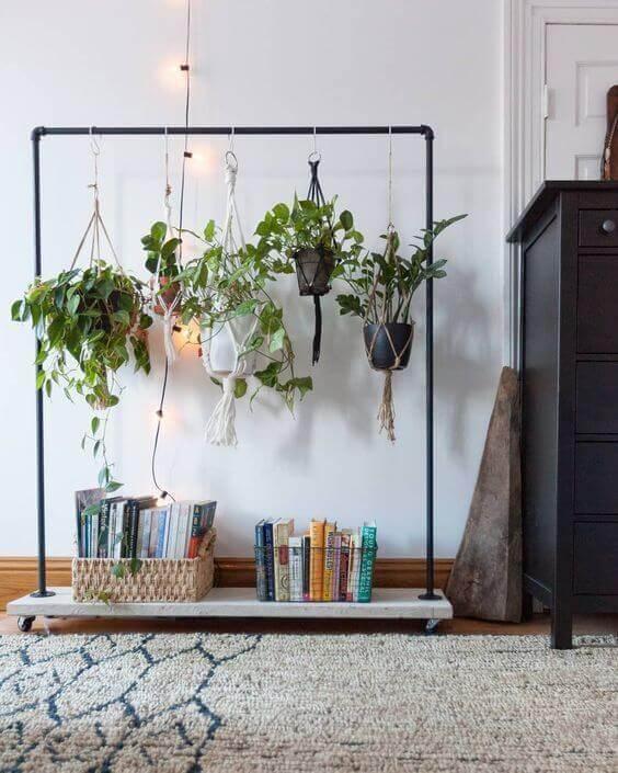 flowerpot ideas hanging garden