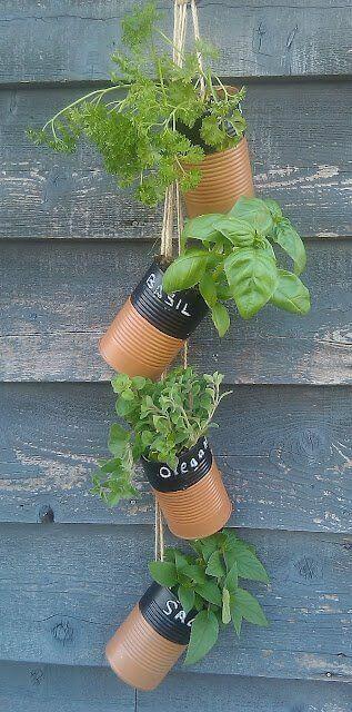 flowerpot ideas repurpose