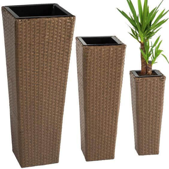 flowerpot ideas simplicity