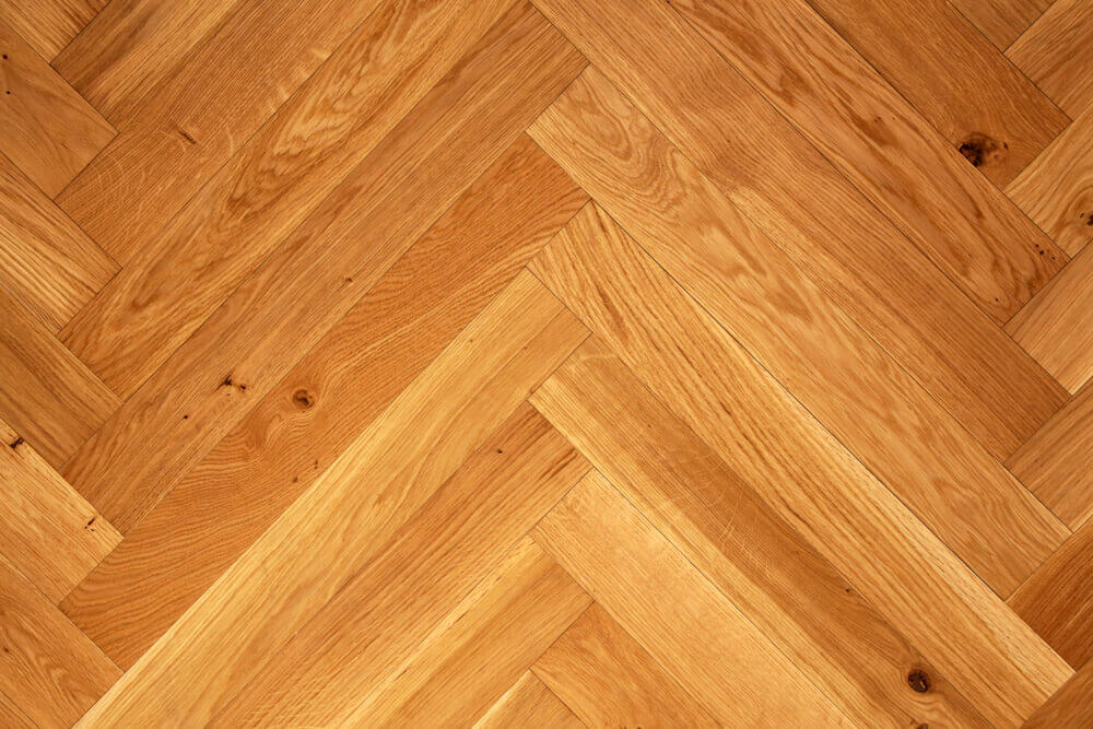 footprints parquet floors