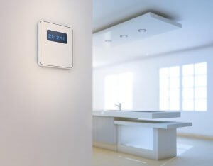 Finding the right temperature for your home.