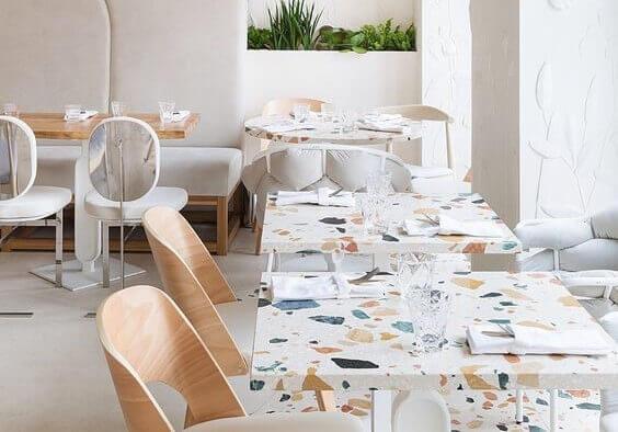 terrazzo restaurants