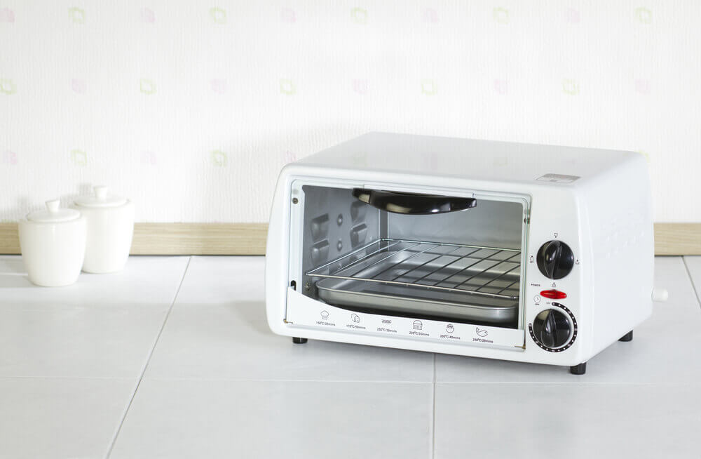 toaster ovens functions