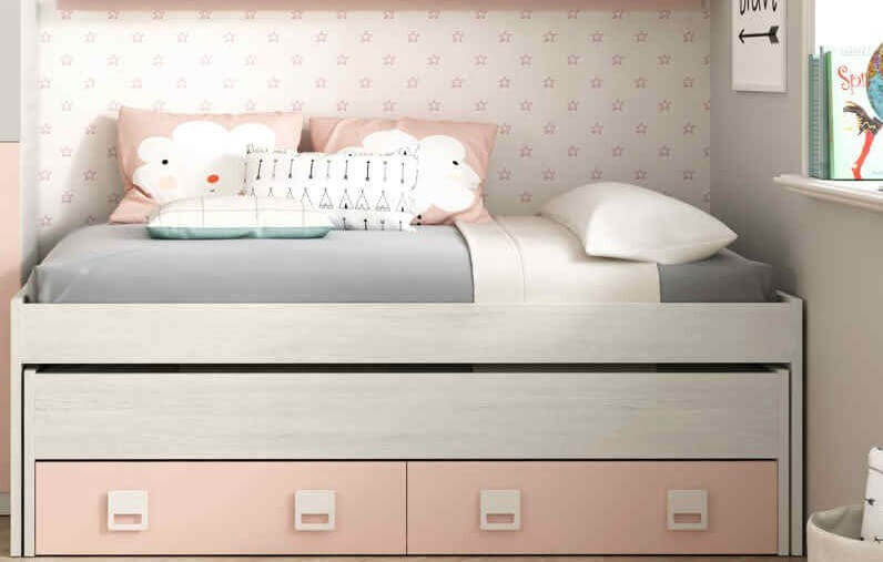 trundle bed multiple